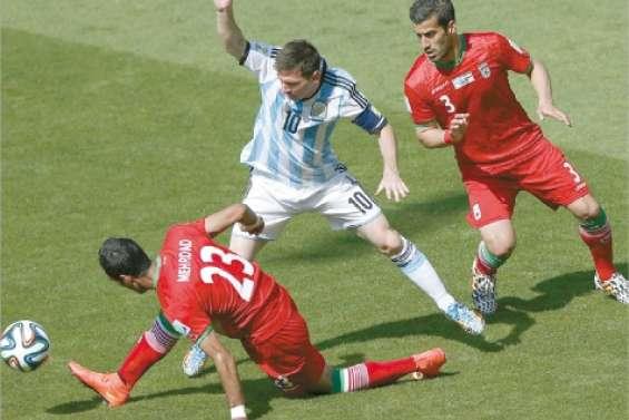 Messi est leur sauveur