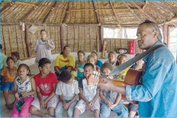 Saint-Michel en musique à Tjibaou