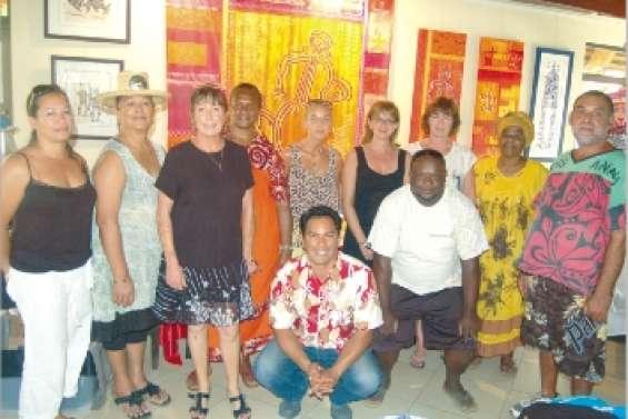 Art'East s'installe à l'hôtel Tiéti