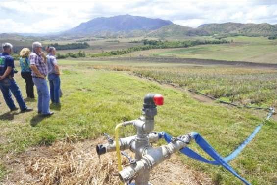 Un barrage à la sécheresse