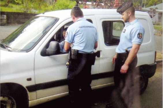 Faux taxis en flagrant délit