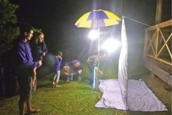 Le parc des Grandes Fougères ouvre son anniversaire au Téléthon