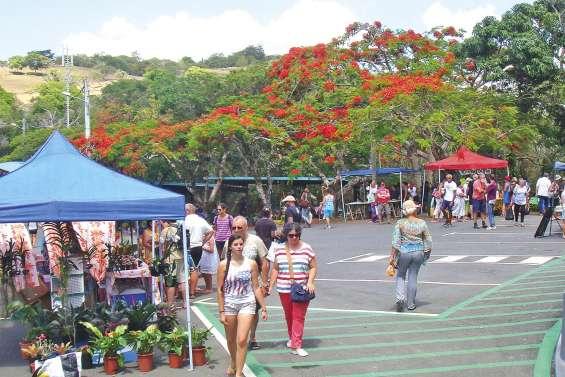 Le premier marché de l'année aura lieu dimanche
