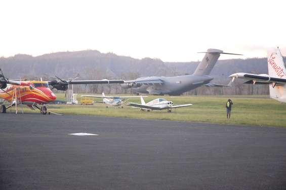 Le vol d'Aircalin vers Port-Vila en question