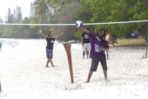 La tribu de Komagna a fêté le sport