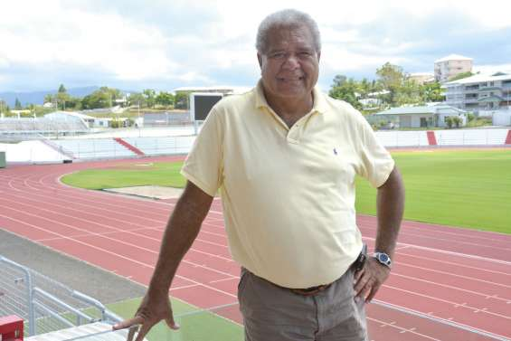 « La Calédonie peut redevenir un haut lieu de l'athlétisme »