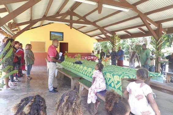 À la tribu de Saint-Joseph,  on prépare l'avenir des jeunes
