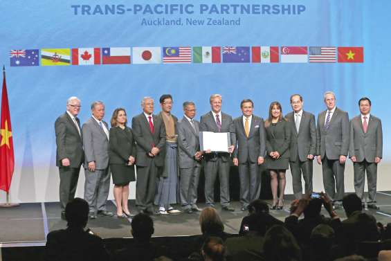 L'Accord de partenariat transpacifique est signé