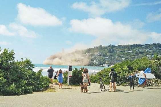 Séismes à Christchurch : « Nous devons vivre avec »