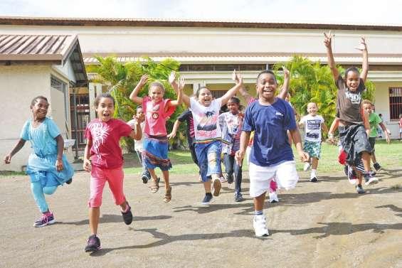 Les écoliers font le plein d'activités le midi