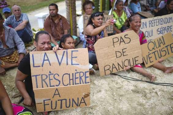 A Futuna, on n'agitait pas que des drapeaux