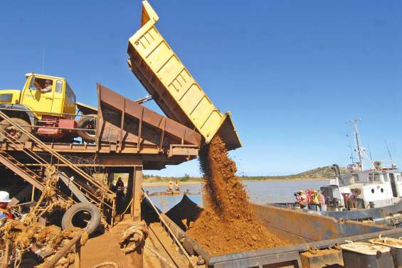 Queensland Nickel à l'agonie