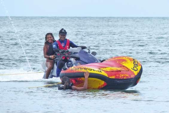 Des motomarines itinérantes de Ouégoa à Poya