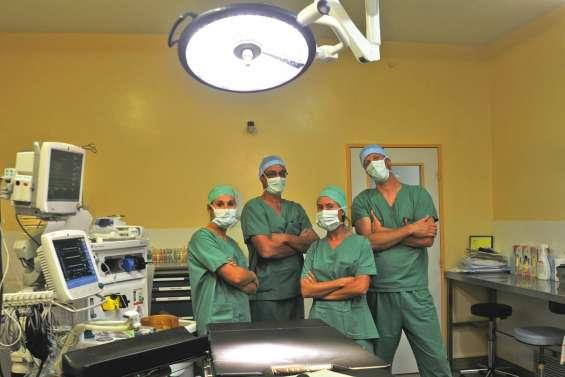 Grève éclair des infirmiers anesthésistes