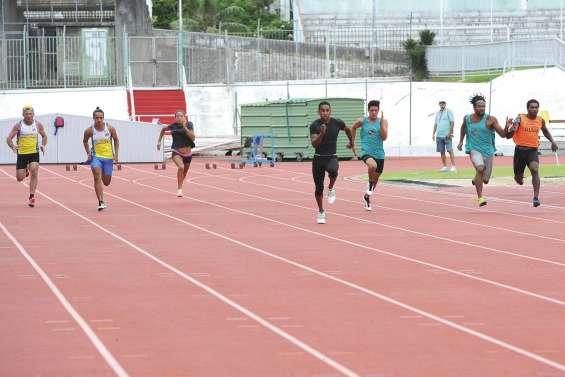 Les résultats du meeting d'athlétisme de Numa-Daly