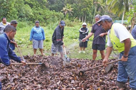 L'Océanie est déterminée  à préserver ses sols