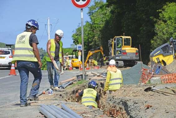 La ligne 1 du Néobus démarre par un tir groupé de chantiers