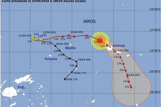 Pas de dégâts après  le passage d'Amos