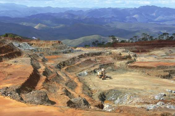 Comment exploite-t-on les mines en Nouvelle-Calédonie ?