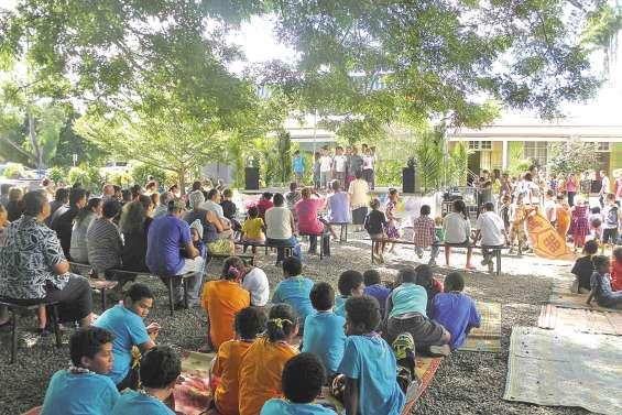 L'école Notre-Dame a ouvert ses portes aux parents