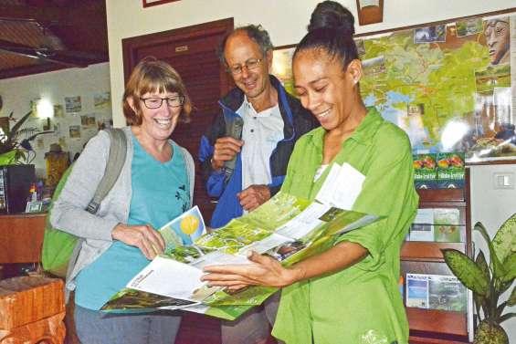 La Foa tourisme veut attirer le public anglophone