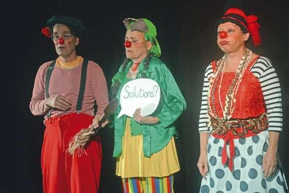 Des clowns pour apprendre à gérer les conflits