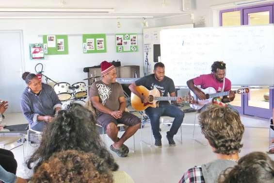 Rencontres musicales au lycée agricole