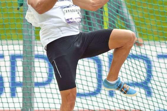Florian Geffrouais peut encore rêver des Jeux olympiques de Rio