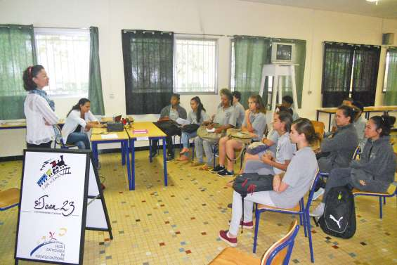 Les collégiens aidés dans  leur choix d'orientation