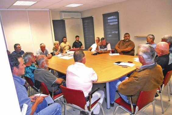 Le conseil de l'eau recherche des zones agricoles dans le secteur