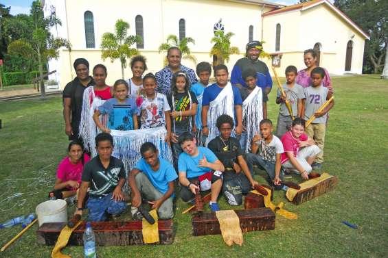 Les écoliers de Notre-Dame préfèrent partir à Fidji