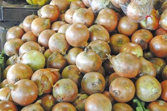 6 % de légumes locaux en plus sur les étals