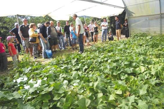 L'agriculture responsable rassemble avec sa journée ferme ouverte