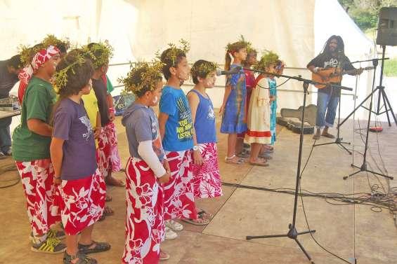 Ponérihouen fête l'igname et le taro d'eau