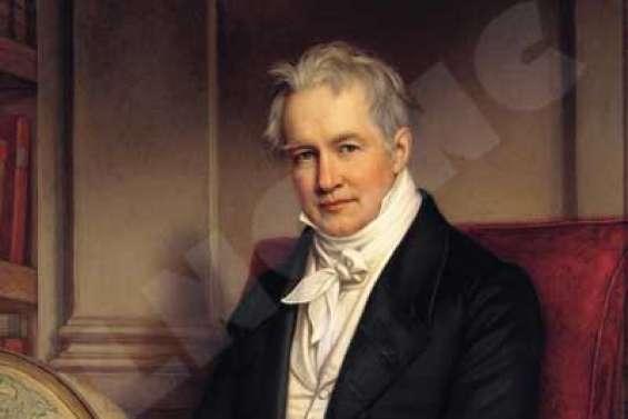 Le grand voyage d'Alexandre de Humboldt