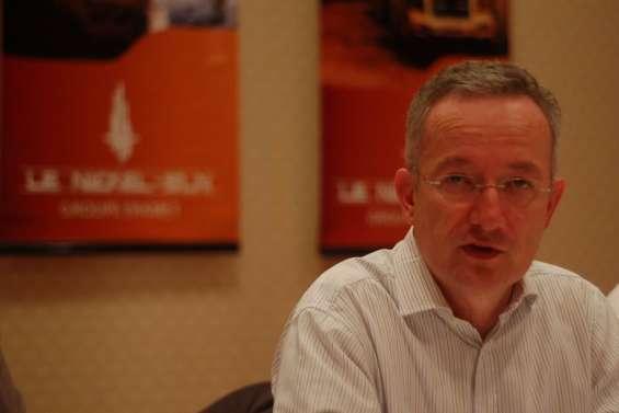 L'interview du P-DG d'Eramet
