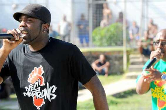 Futsal et Neg'Marrons sur un terrain d'entente
