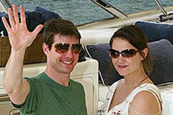 Tom Cruise n'était pas à quai