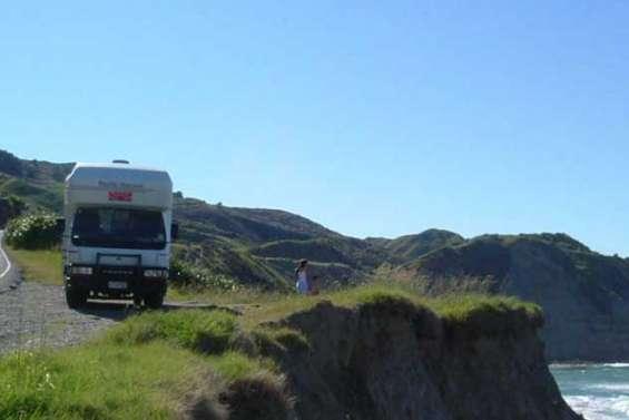 Trois Français agressés dans leur camping-car
