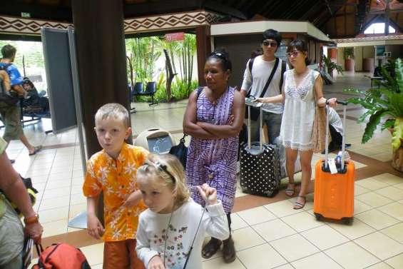 Conflit Aremiti-Betico : C'est le tourisme qui trinque