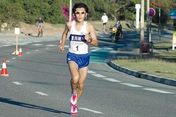 Le Japon domine le marathon international de Nouvelle-Calédonie