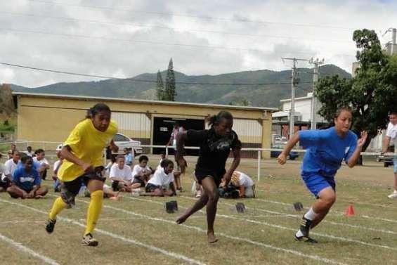 750 jeunes athlètes ont pris le départ aux Jeux interprovinciaux