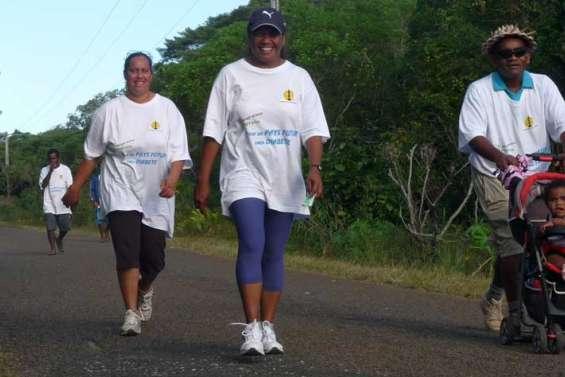 En marche vers des Îles sans diabète