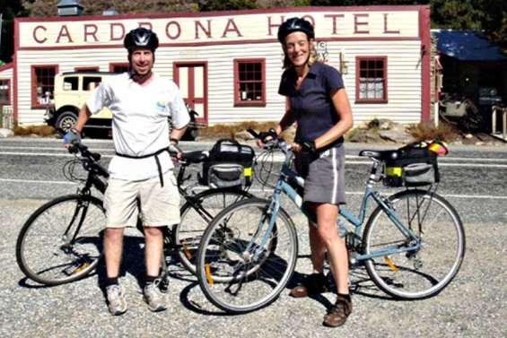 La Nouvelle-Zélande à vélo