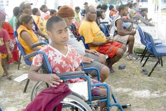 Les jeunes handicapés veulent se faire entendre
