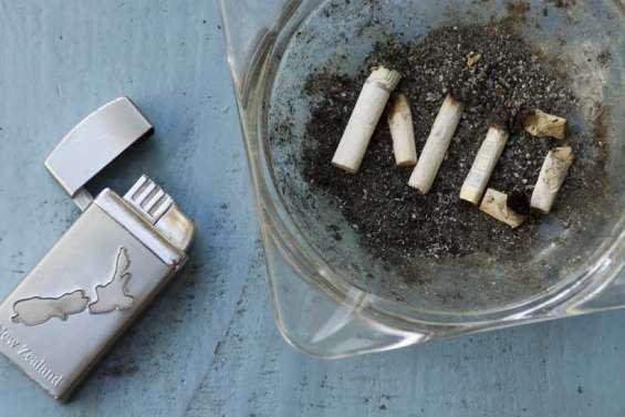 Plus de cigarette d'ici 2025