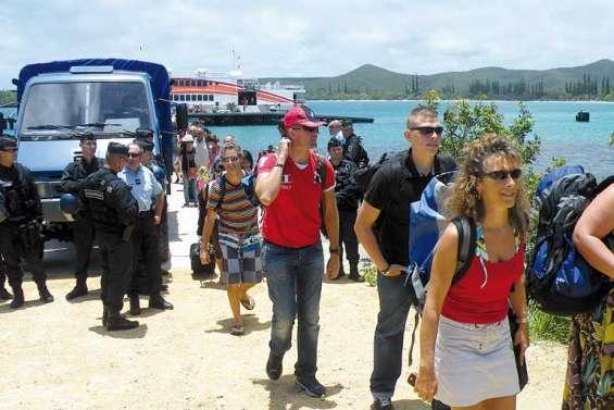 Blocage du Bético : le tourisme marque le pas