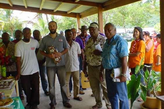 La prévention des tsunamis s'organise en tribu