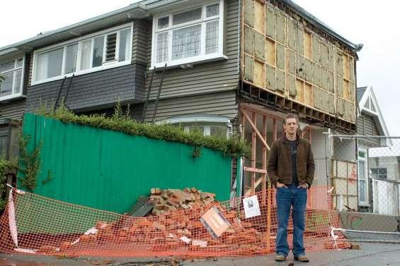 Christchurch en chantier