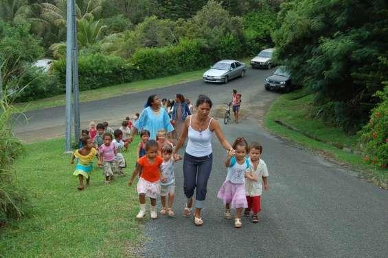 La population est attentive aux alertes tsunami